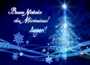 Buon Natale da Micimiao